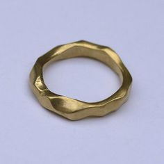 Eros Ring - Sterling Silver with 18ct Gold Plate