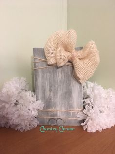 Wood Photo Frame  Country Picture Frame  by CCsCountryCorner