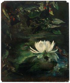 John La Farge - Water Lily