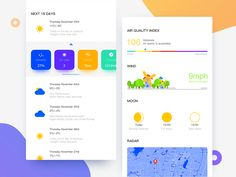 Weather App by HYZ