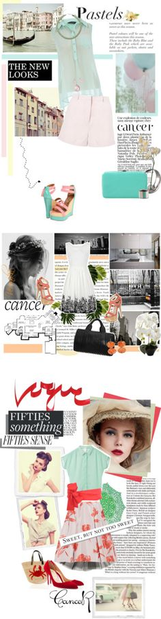 """""""Winners for Are You a Cancer?"""" by polyvore on Polyvore"""