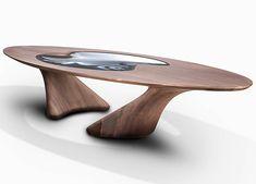 Заха Хадид: коллекция мебели Mid-century modern • Событие • Дизайн • Интерьер+Дизайн