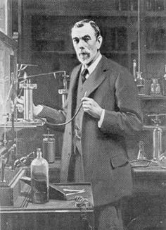 Sir William Ramsay. Noble gasses and noble beard.