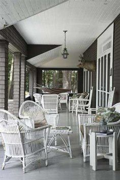 Ahh the porch! I love the porch too Les. :)