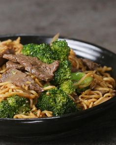 Chow Mein 4 Ways | Recipes
