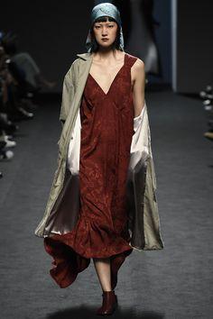 Pushbutton Seoul Fall 2016 Fashion Show