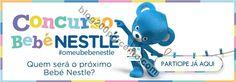 Novo passatempo bebé NESTLÉ com o prémio final de 5000€ - http://parapoupar.com/novo-passatempo-bebe-nestle-com-o-premio-final-de-5000e/