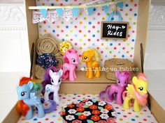Raising Up Rubies- Blog: diy ♥ my little pony necklaces