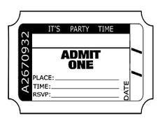 Your Image Raffle Ticket   Nonprofit  Fundraising