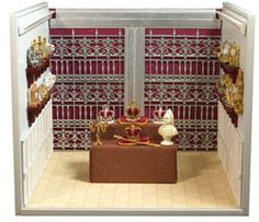 How To: Create the Queen's Dolls' House Strong Room