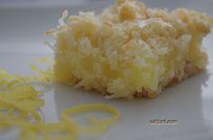 Lemon Squares 1968 | Newfoundland Recipes – saltjunk.com