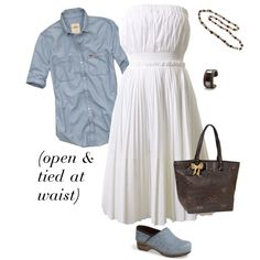 """""""Style this dress!"""" by tanyajane on Polyvore"""