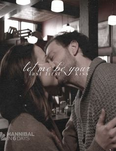 Monrosalee - Let me be your last first kiss.