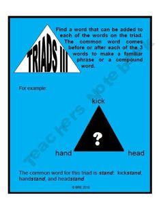 Triads III