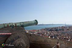 Lisboa - Vista do Castelo