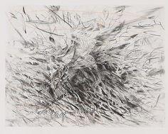 JULIE MEHRETU MIND BREATH AND BEAT DRAWINGS Untitled, 2013 (detail) Image