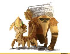 Sand King :: Dota Art :: Earthshaker :: Dota (Dota Дота, Дота Defence of the Ancients) :: ask-bananamancer :: фэндомы Dota 2 Meme, Sand King, Figure Me Out, Online Battle, Video Game, Kappa, Memes, Shake, Meme