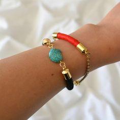 indian summer bracelet