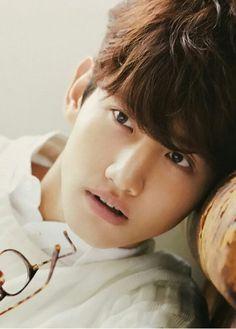 Changmin, my bias