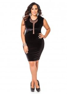 0ef3f58240648 99 best Best party dresses for plus size women images on Pinterest ...