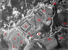 Construction of the eventual mammoth Nazi complex on the Obersalzberg began about Hitler already had his Haus Wachenfeld (later renamed the. Germany Area, Germany Ww2, The Third Reich, Berg, World War, Wwii, City Photo, Military, Party