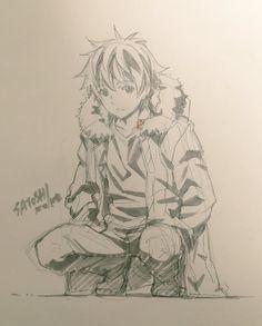 #illustration #dessin #esquisse #manga #anime #croquis #NoragamiAragoto #Yukine