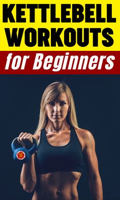 Kettlebell workouts have become very popular in the fitness world. This is because they can target almost all major muscle groups in the body. Kettlebell Workout Routines, Kettlebell Workouts For Women, Kettlebell Weights, Body Workouts, Upper Body Workout For Women, Body Workout At Home, Reduce Arm Fat, Reduce Weight, Squat Lift