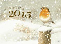 Nieuwjaarskaart - voorspoedig-2015-mus