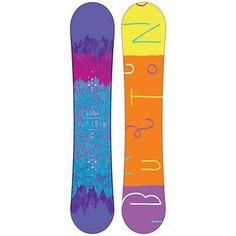 Burton Feather Wide Snowboard 152 $245