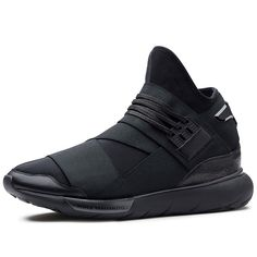 bf153a89a14bf Y-3 Qasa High All About Shoes
