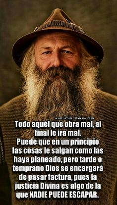 Spanish Inspirational Quotes, Spanish Quotes, Best Positive Quotes, Orisha, Prayer Quotes, Gods Love, Karma, Jesus Christ, Prayers