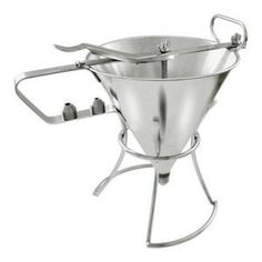 oliebollen machine - Google zoeken Watering Can, Canning, Google, Stainless Steel, Home Canning, Conservation
