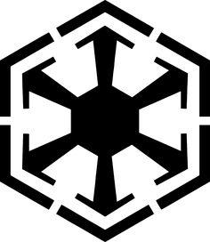 Classic Movie Star Wars Wall Sticker Cartoon Sith Empire Vinyl Wall Decal Home Decor Star Wars Silhouette, Star Wars Tattoo, Sith Tattoo, Empire Logo, Laptop Decal Stickers, Deco Stickers, Wall Sticker, Star Wars, Tattoo Ideas