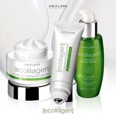 Tips para verte más joven: toma mucha agua, retira el maquillaje todas las noches, come saludable, sonríe y cuida tu piel usando una línea que estimule la producción de colágeno como Ecollagen, ¡que reduce las arrugas en un 33%! #Ecollagen #OriflameMX