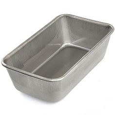Emeril Lagasse 62680 Aluminized Steel Nonstick Loaf Pan, x ^^ Don't get left behind, see this great product : Bread and Loaf Pans Loaf Pan Sizes, Home Baking, Bakeware, Bread, Steel, Image Link, Amazon, Awesome, Check