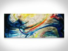 Radical Rainbow Metal Wall Art