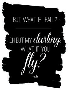 what if i fall oh my darling what if you fly - Google Search