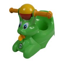Green Riding Potty Chair