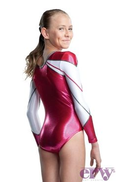 Competition leotard, leo, gymnastics leotard, gymnastics apparel - Ervy Sports Fashion