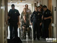 "The Walking Dead ""Coda"" 5x08"