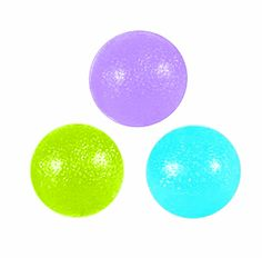 Gaiam Hand Therapy Kit Exercise Ball ($9.99)
