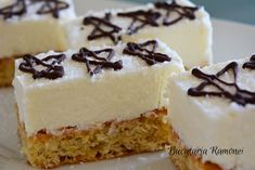 Romanian Desserts, Biscuits, Food Cakes, Beignets, Cheesecakes, Christmas Cookies, Nutella, Cake Recipes, Caramel