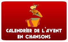 french advent calendar with wonderful graphics and songs - free! french advent calendar with wonderful graphics and songs - free! French Christmas, Christmas Time Is Here, Calendar Songs, Advent Calendar, French Teacher, Teaching French, Christmas Activities, Christmas Themes, French Songs