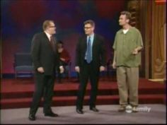 whose line is it anyway game