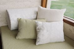 Soft furnishings done by my friend Belinda from Valley Vogue