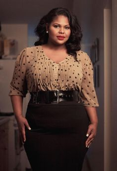 PLUS SIZE FASHION - Big beautiful real women with curves fashion accept your body plus size body conscientiousness Looks Plus Size, Curvy Plus Size, Plus Size Girls, Plus Size Women, Xl Mode, Mode Plus, Curvy Girl Fashion, Look Fashion, Fashion Outfits