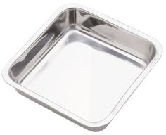 Norpro 8-Inch Stainless Steel Cake Pan >>> You can get more details by clicking on the image.