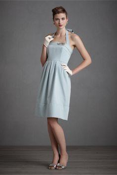 Vox Populi Dress w/ detachable halter tie(minus the retro accessories) from BHLDN.com, $120