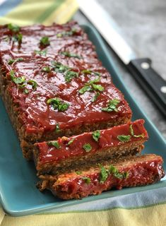 Classic Vegan Meatloaf (Made with Beyond Beef® Plant-Based Ground)You can find Beyond beef recipes and more on our website.Classic Vegan Meatloaf (Made with B. Beyond Beef Recipes, Meat Recipes, Whole Food Recipes, Meatloaf Recipes, Traeger Recipes, Shrimp Recipes, Cake Recipes, Vegetarian Meatloaf, Vegan Vegetarian
