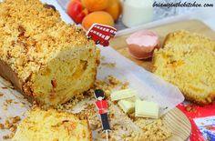 Crumb Cake Abricots Chocolat Blanc